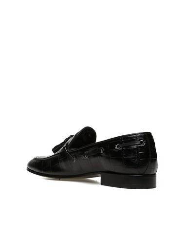 George Hogg Erkek Loafer Ayakkabı 7004755 Siyah